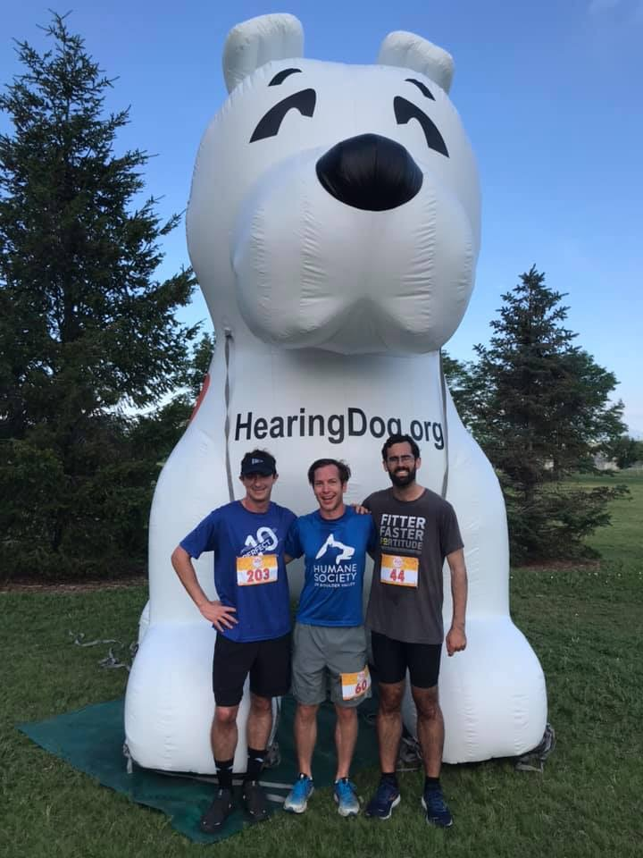International Hearing Dog, Inc  : News & Events : Walk, Run