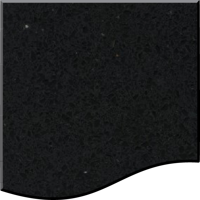 A1 cabinet granite countertops quartz composite for Stellar night quartz price