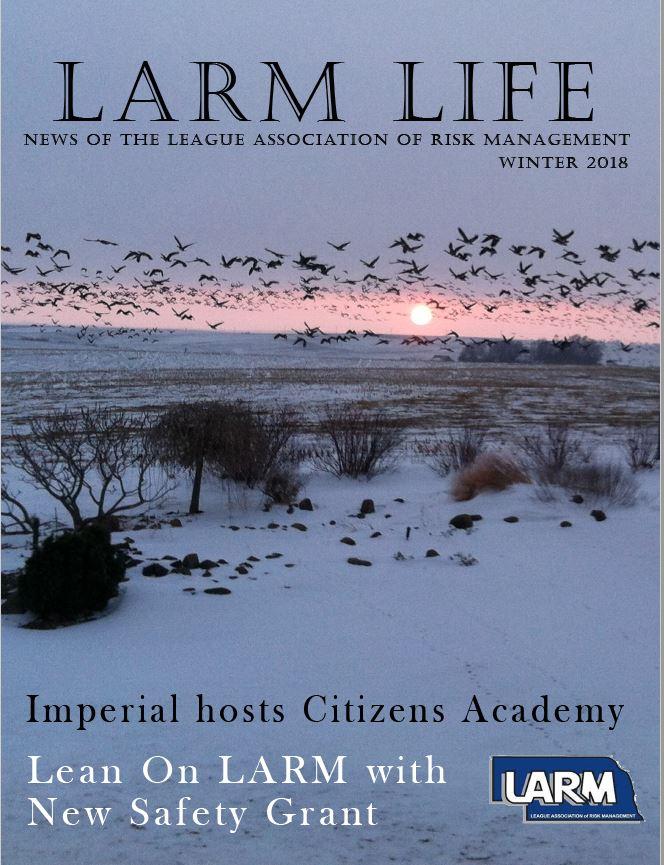 LARM Life online magazine!