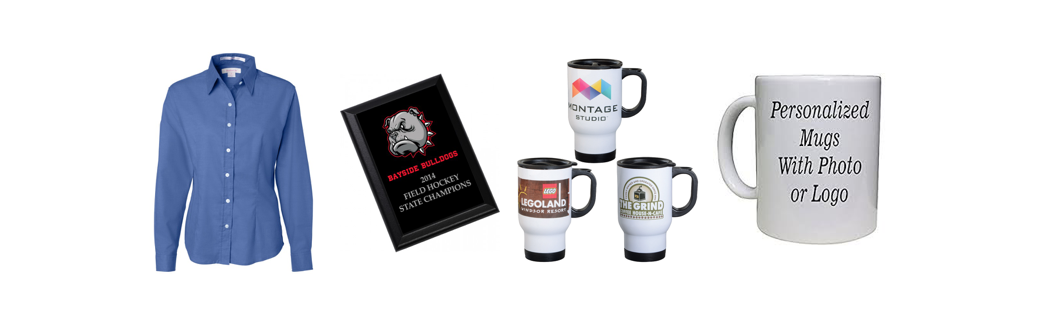 Custom Apparel, Gifts & Awards