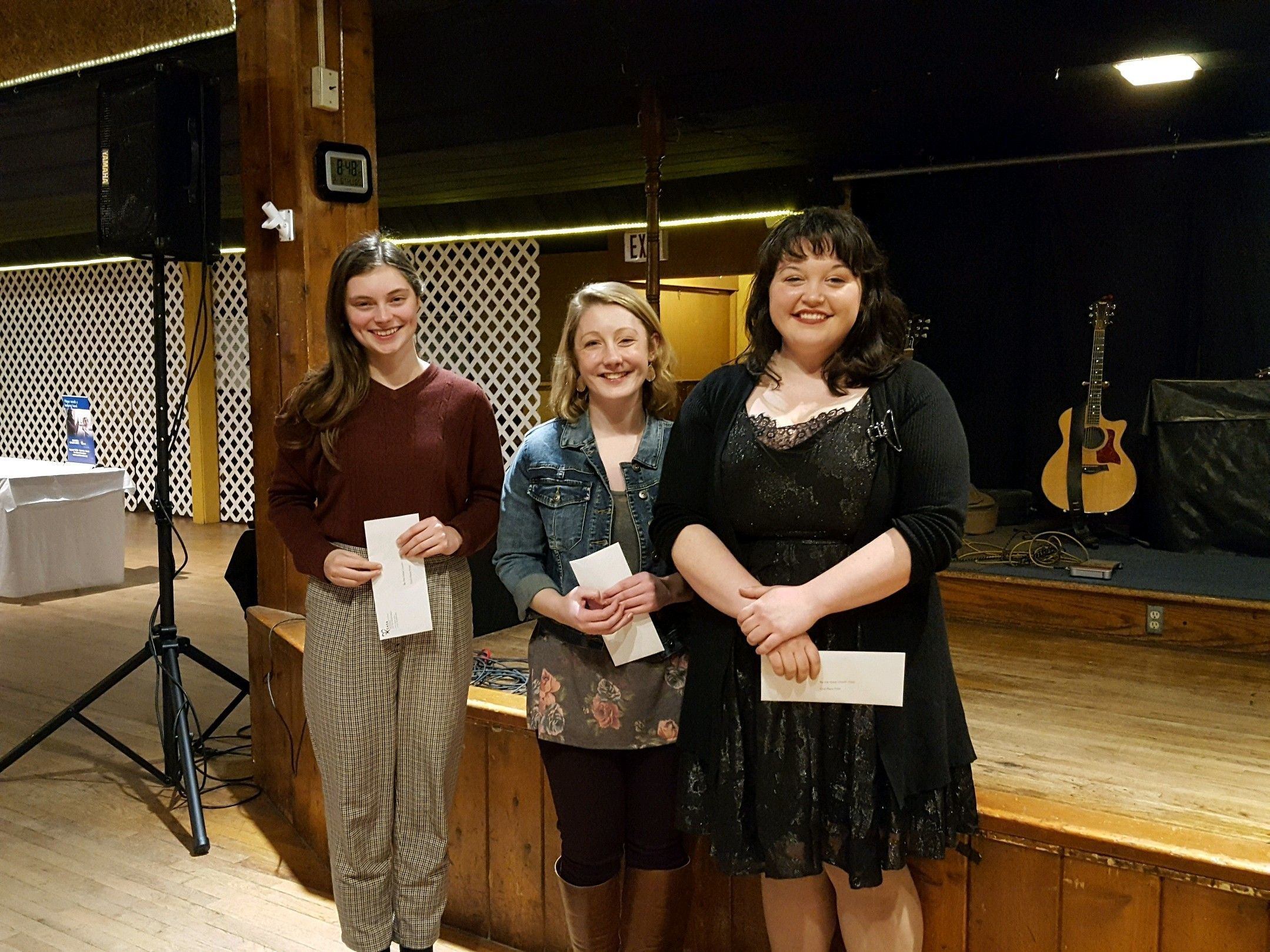 2020 Be The Voice  Lincoln Winners