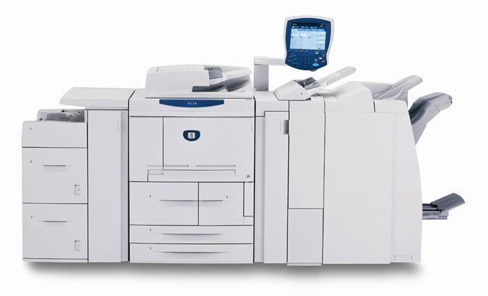 Xerox Docucolor 550 Digital Press
