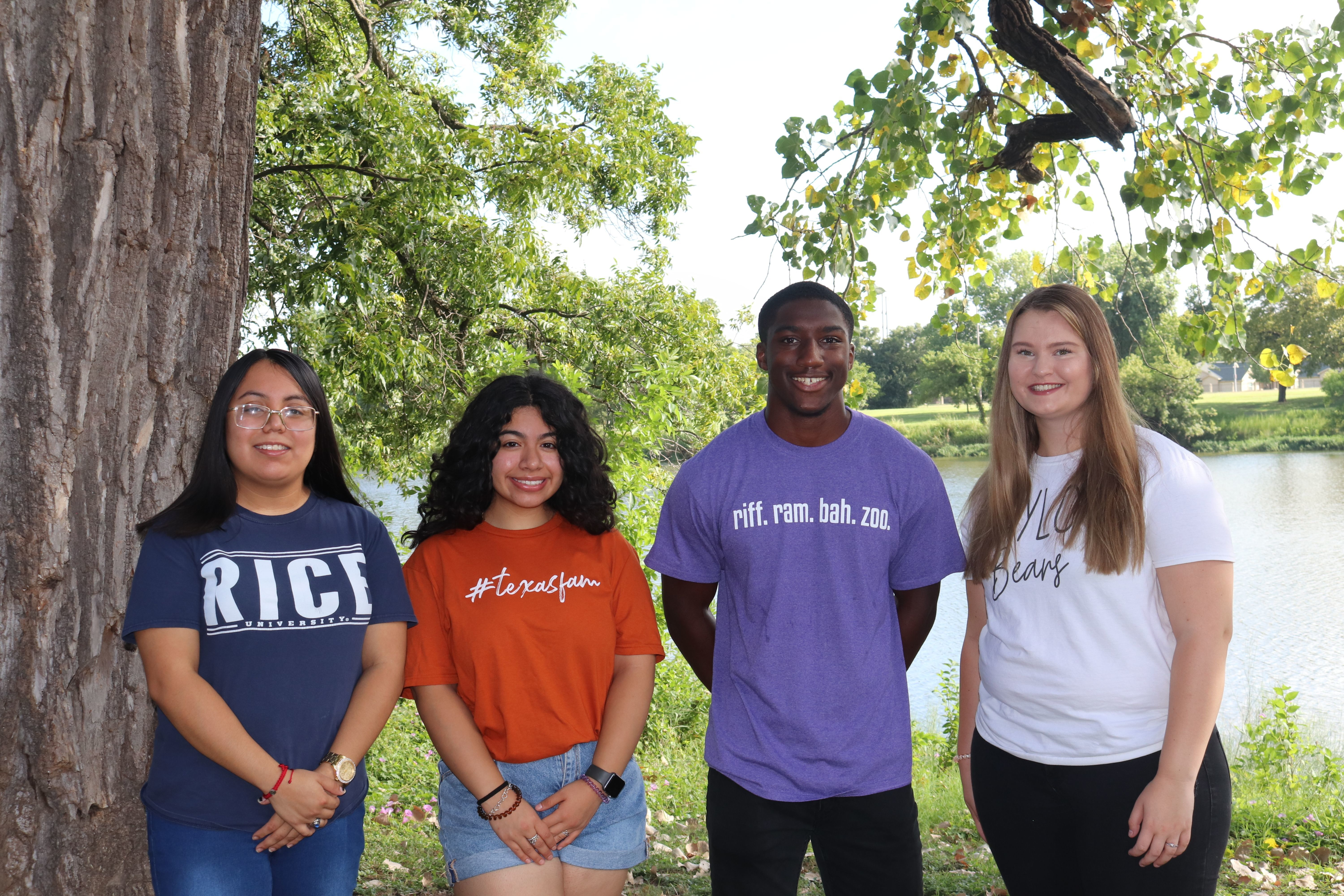 Meet Our Newest Scholars
