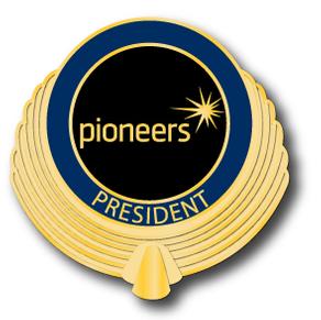 Gold Chapter / President
