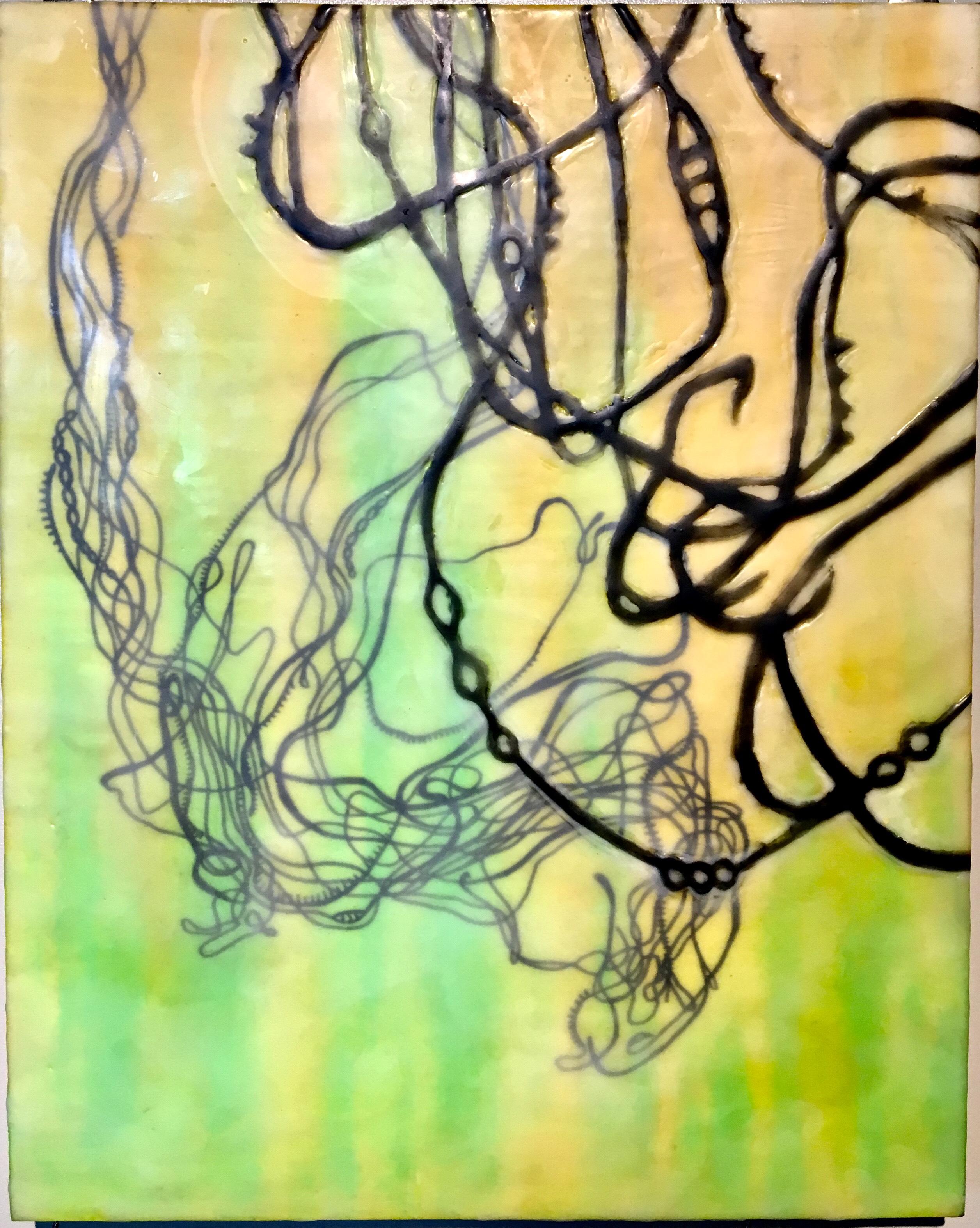 Betni Kalk at Fred Simon Gallery