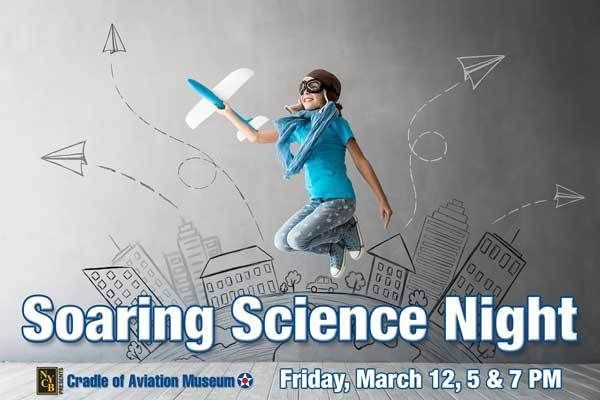 Soaring Science Night