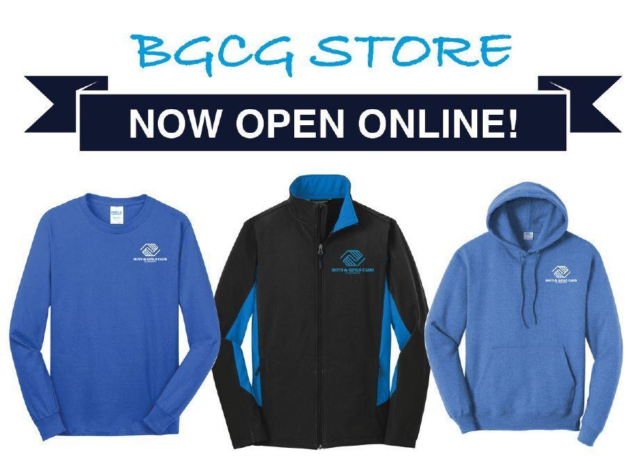 BGCG Gear Store