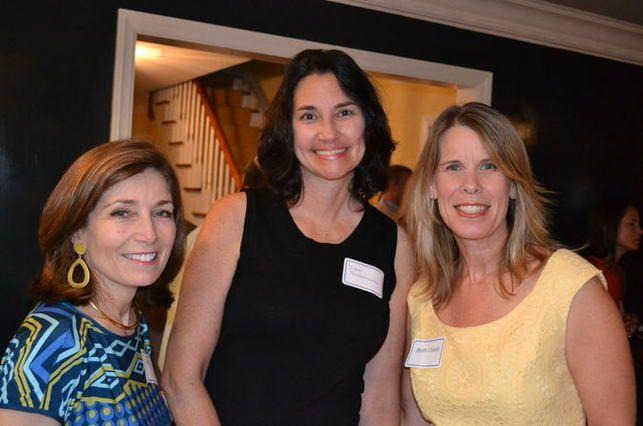 Julia Walker, Diana Forstenhausler, Beth Cassie