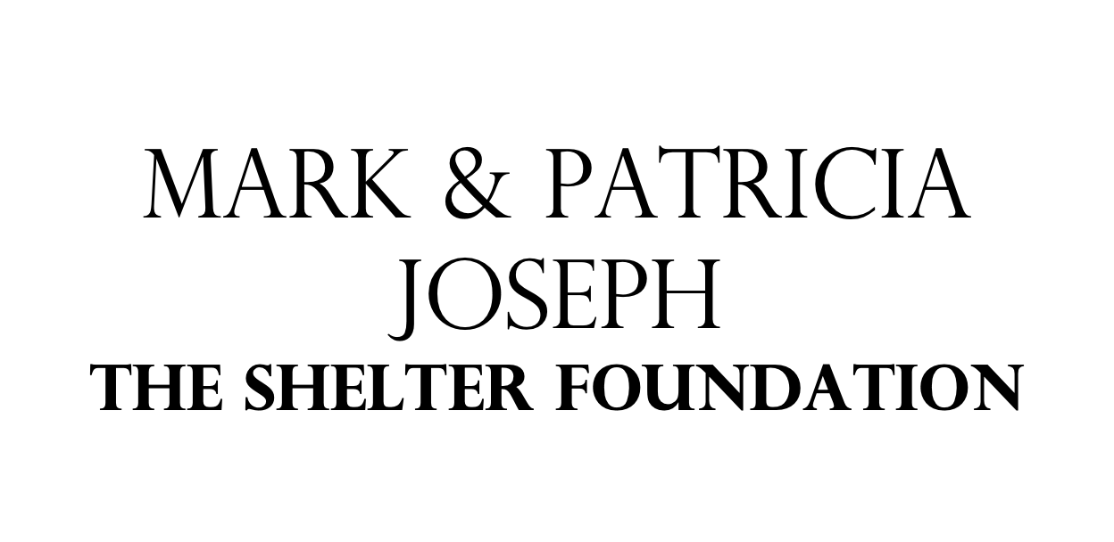 Patricia K. & Mark Joseph - The Shelter Foundation