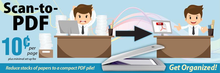 Scan to PDF 10c