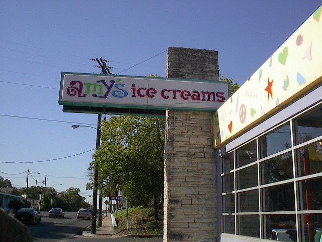 Amy's Ice Cream - Manufacture