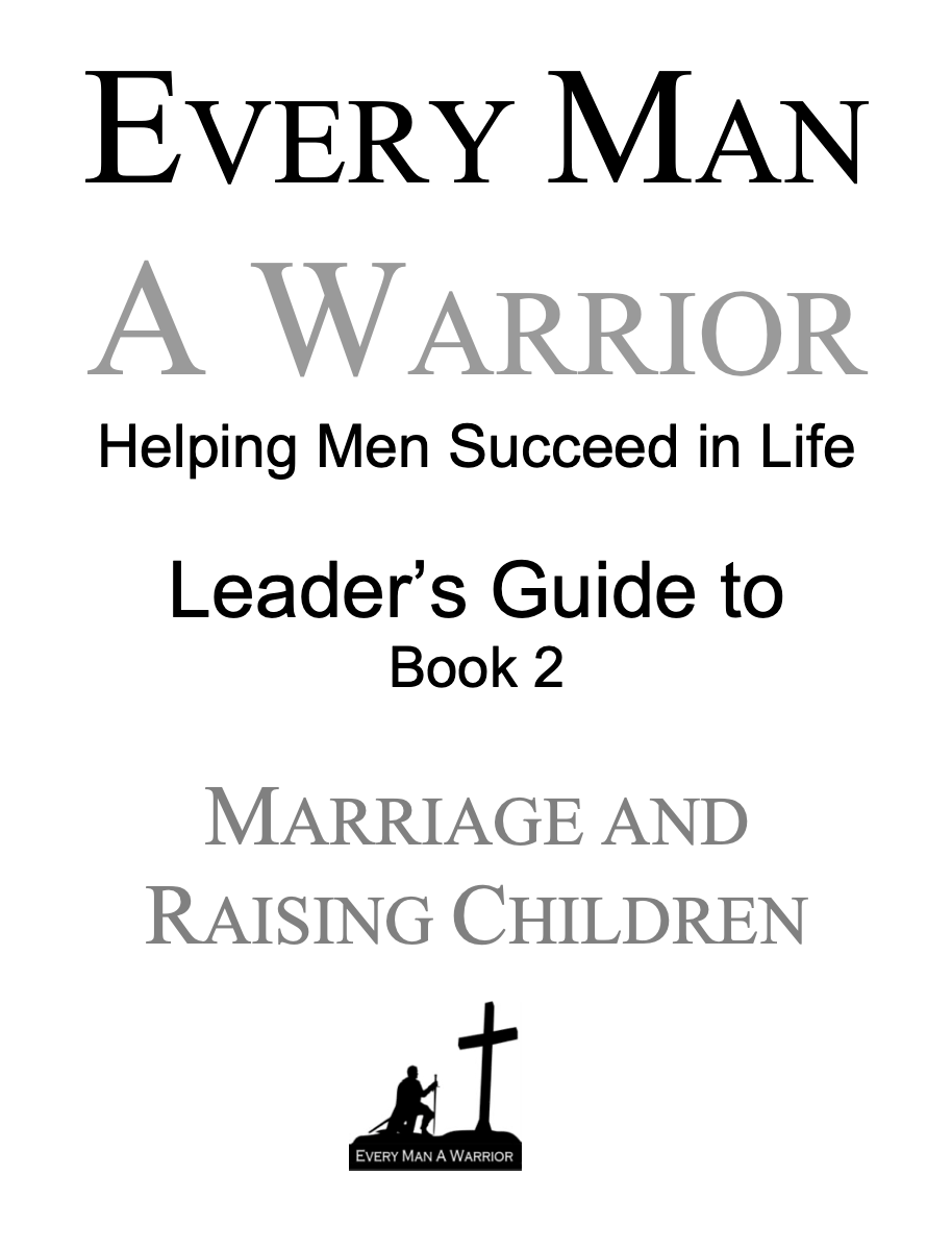 Book Two Leader's Guides
