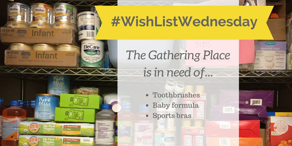 #WishListWednesday