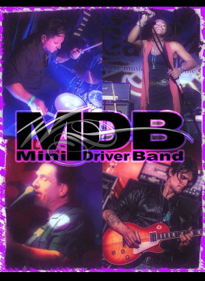 CASA Rocks: Mini Driver Band Concert August 4th!