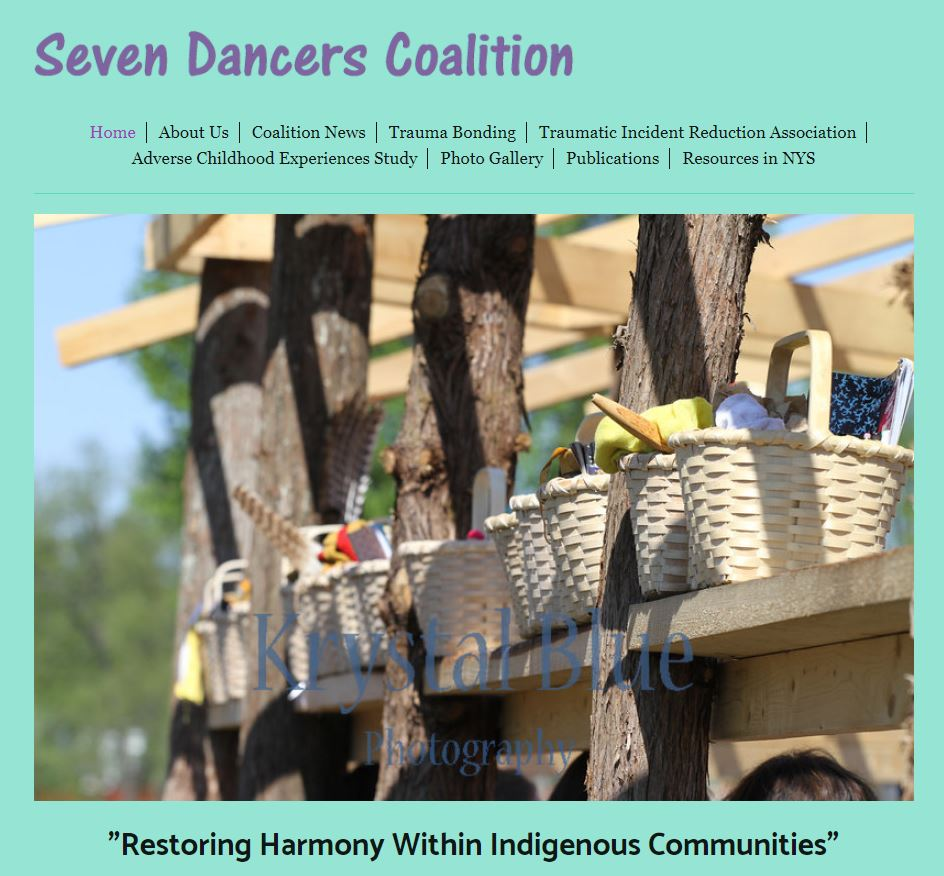 Seven Dancers Coalition (A New York State Non-profit Program)