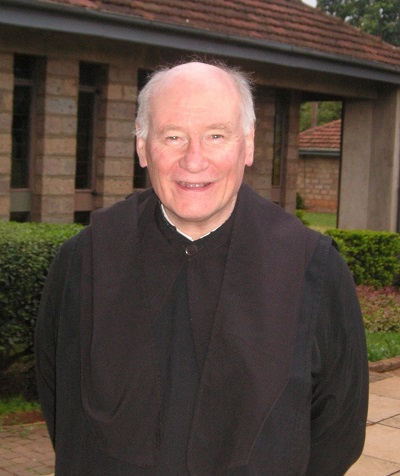 Junior Sisters Enjoy Retreat with Abbot Emerit, Timothy Wright