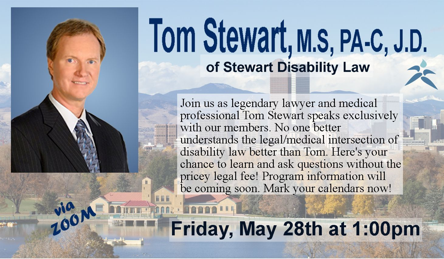 Disability Law with Tom Stewart