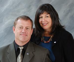 David & Linda Scott