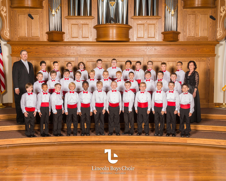 Concert Choir Formal Uniform