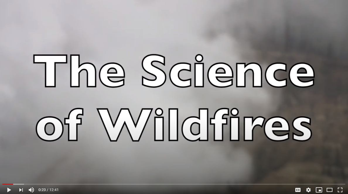 The Science of Wildfires: NGSS Aligned Lesson