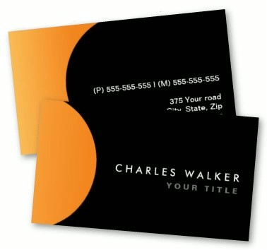 Business Cards - 120# Full Color