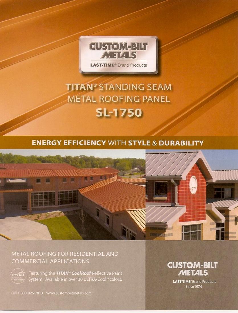 Sales Sheet: SL-1750