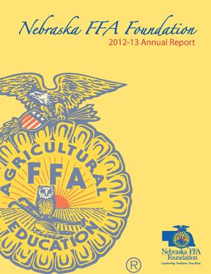 Nebraska FFA Foundation Annual Report is Online