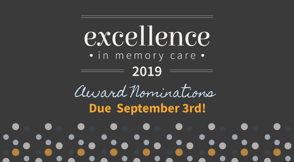 Excellence in Memory Care Award