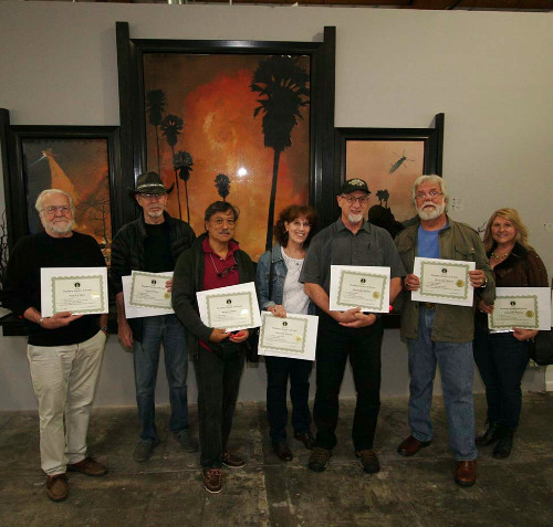 91st Annual Juried Exhibition Awardees
