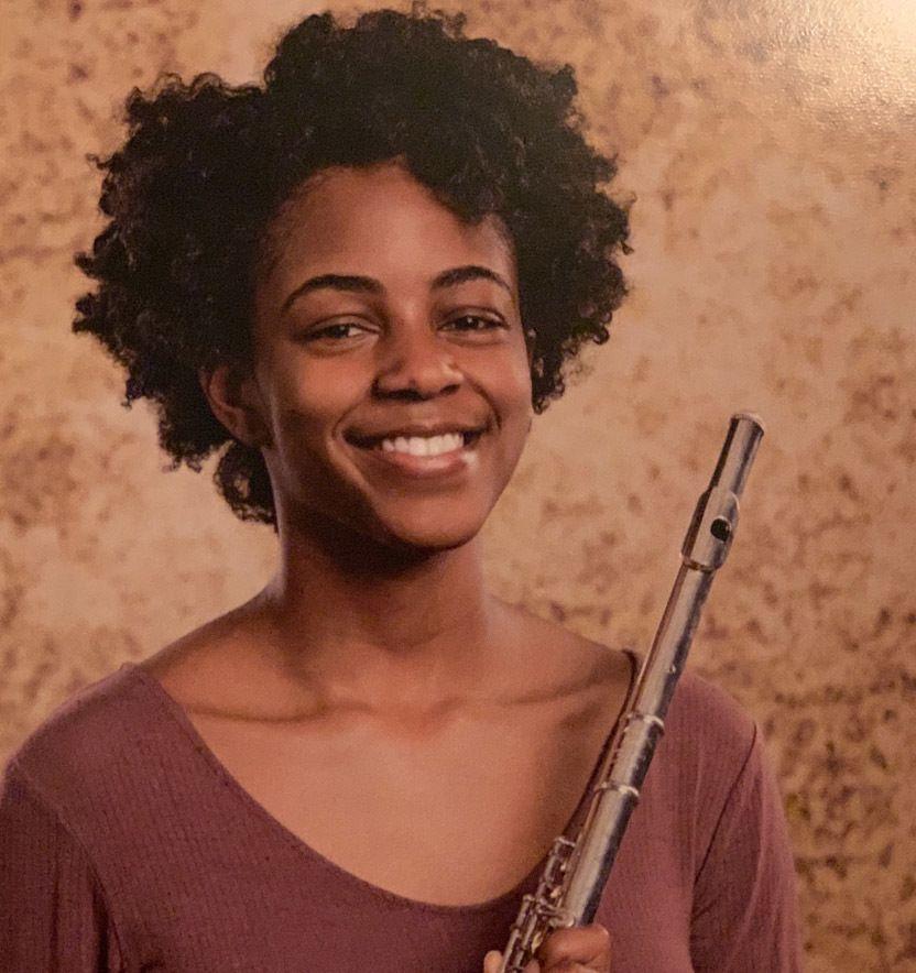 Cierra Hall, flute