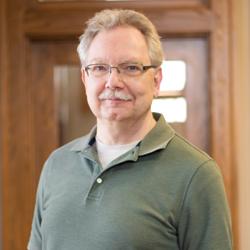 David Klitzke, Director of Business and Finance