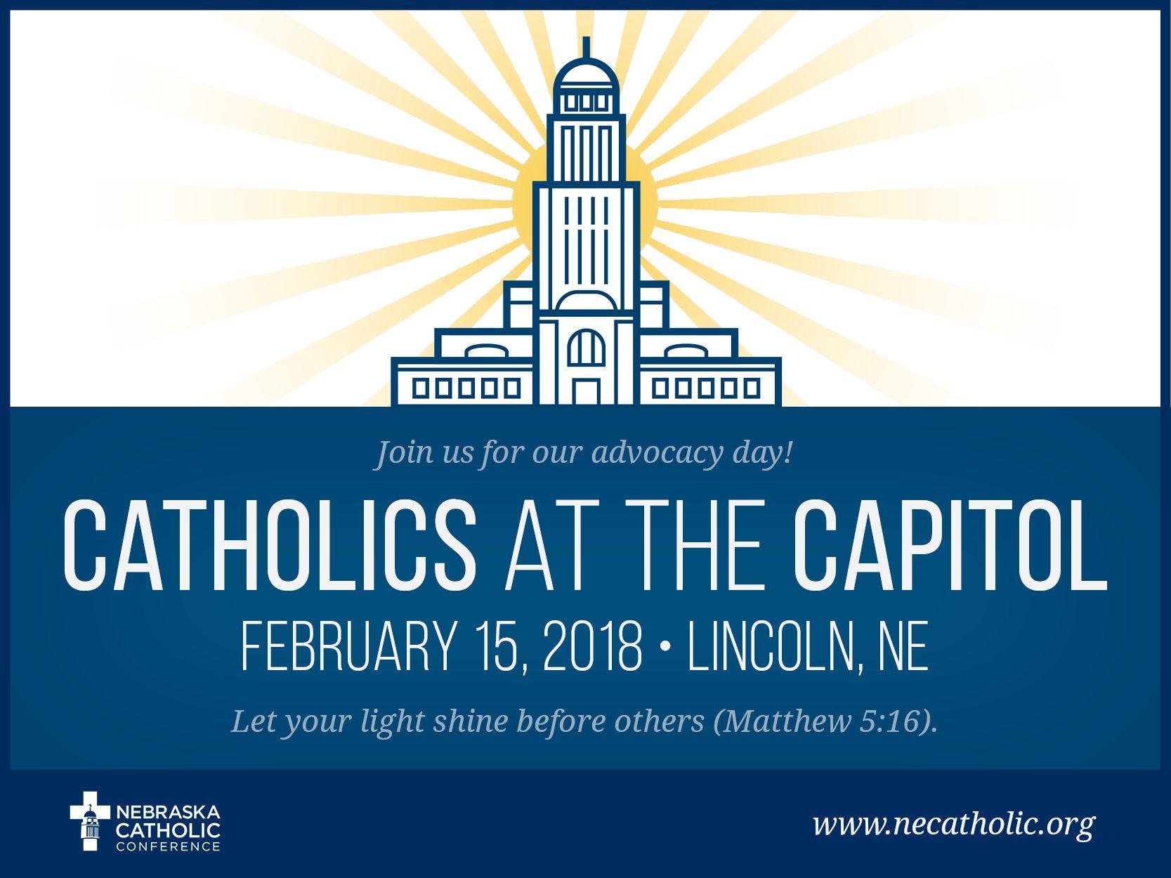 Catholics at the Capitol