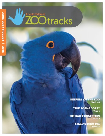 Zootracks Cover | 2016 | June July August