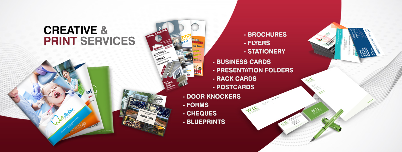 Alberta printing promotional products signage calgary printing services calgary reheart Choice Image