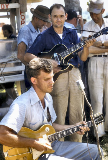 Scholars & Scones: Doc Watson before the Folk Revival: Early Performances in Boone, Blowing Rock, and surrounding areas