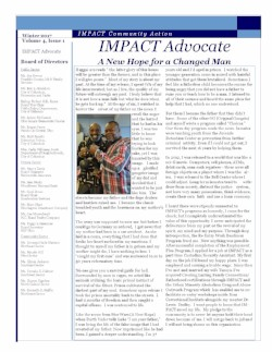 IMPACT Advocate~Winter 2017