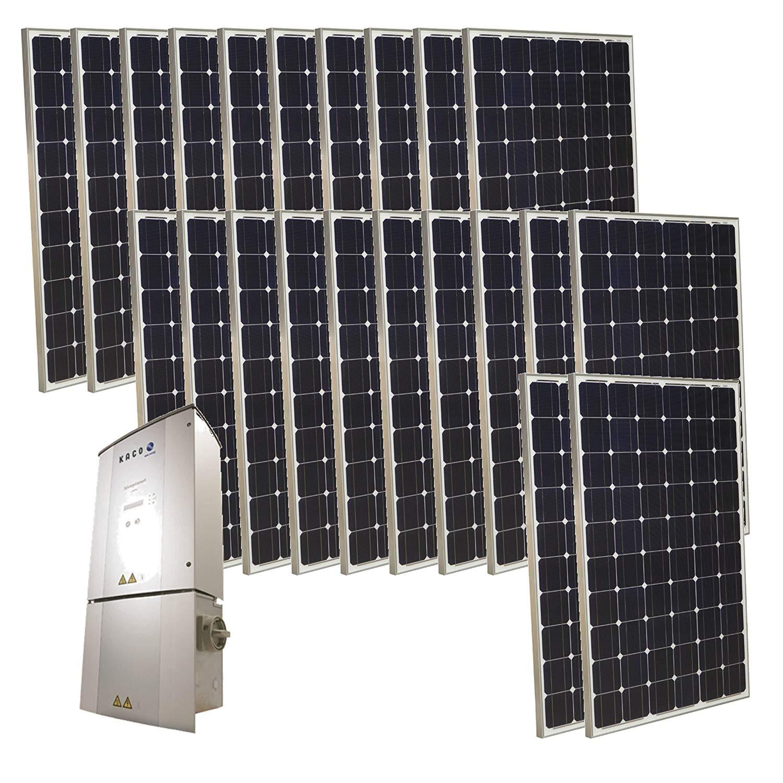 5 KVA Solar Generator