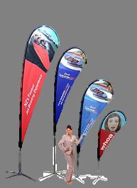 Flags & Teardrop Banners