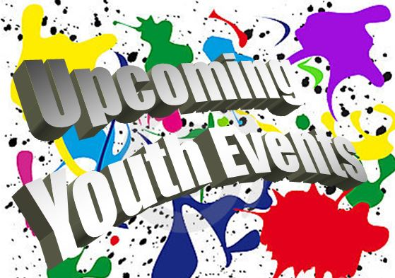 Upcoming Youth Events