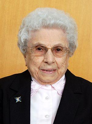 In Loving Memory of Sister Delora Schweitzer
