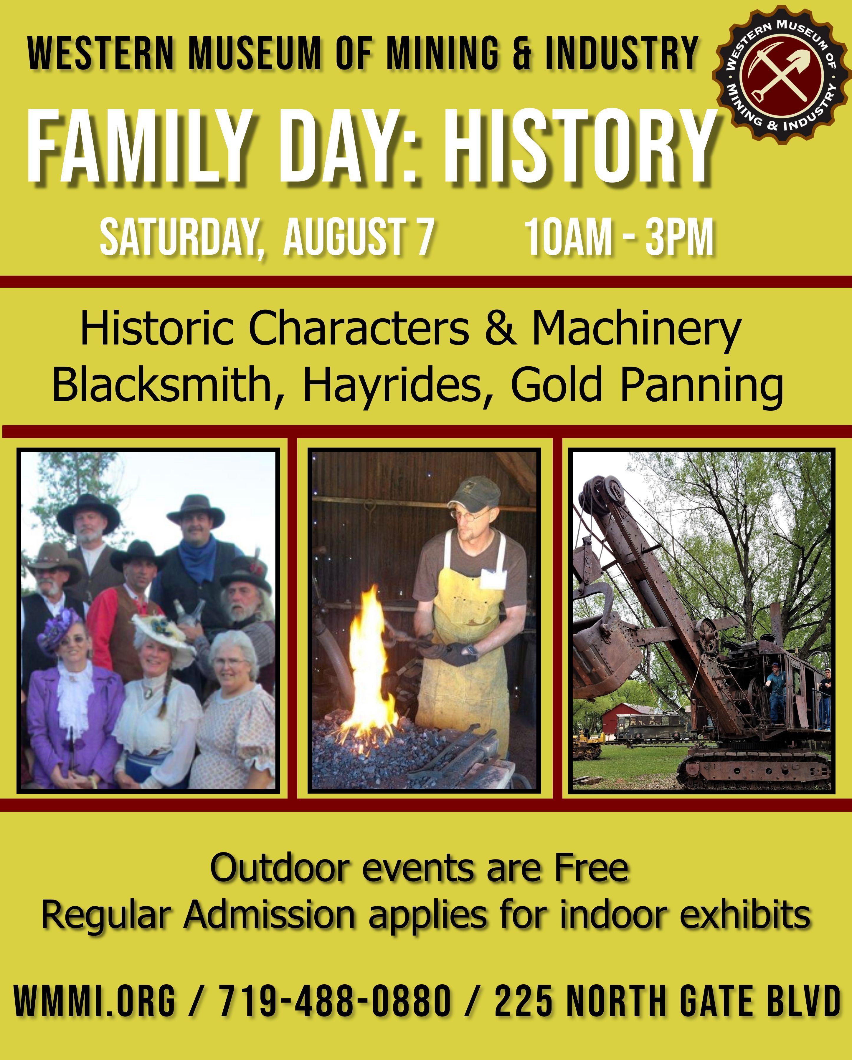 Family Day: History