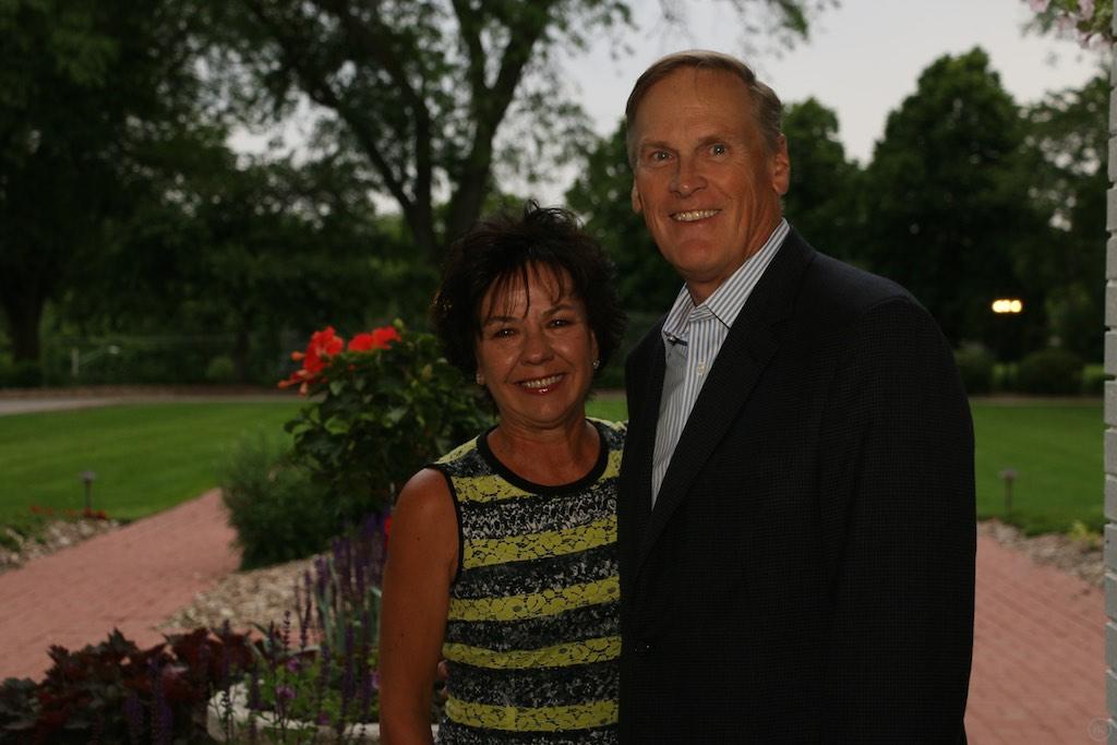Deb & Bruce Grewcock
