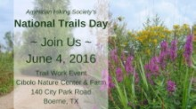 National Trails Day at CNC sponsored by REI
