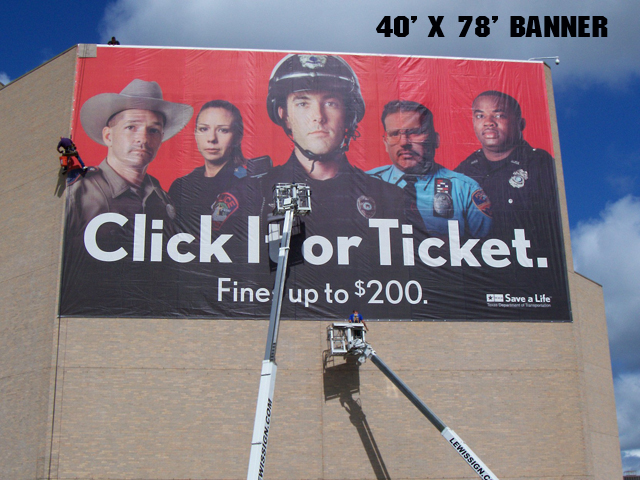 Click it or Ticket - Installation