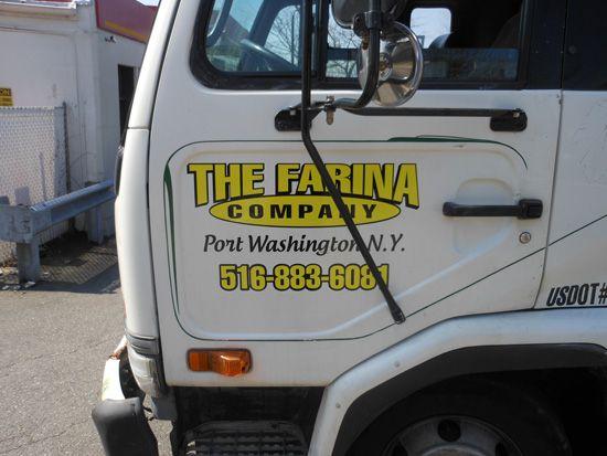 Truck Lettering