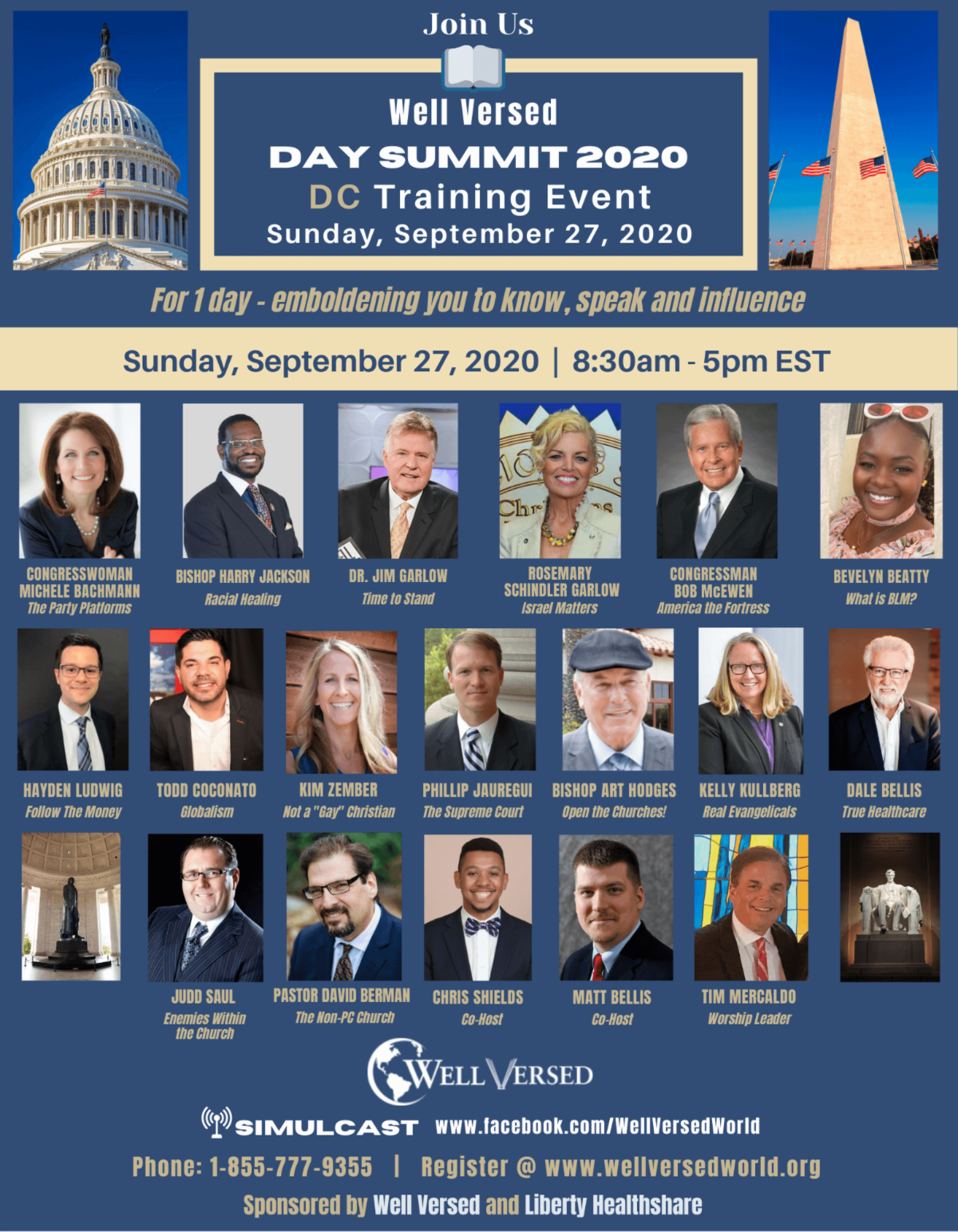 2020 Well Versed Day Summit Simulcast