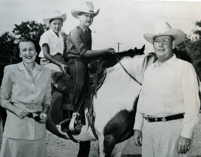 Helen W. Watt and Family