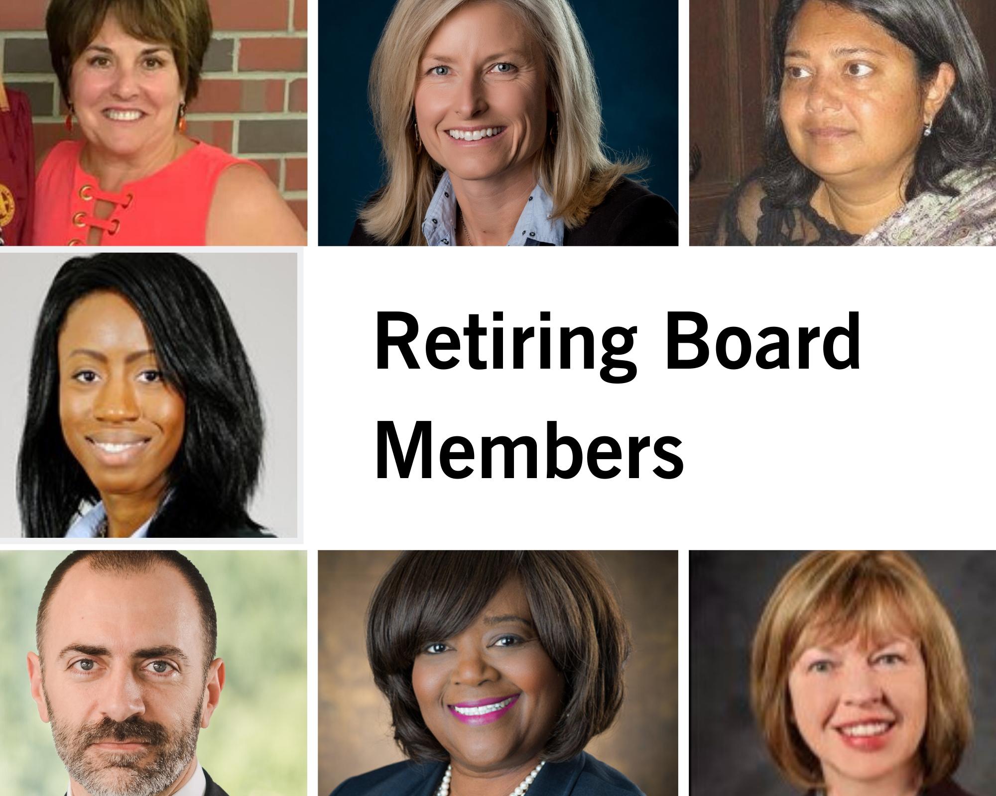Retiring Board Members