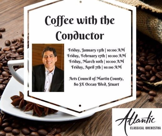 Coffee with the Conductor