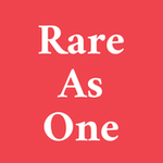 Rare As One Project Logo